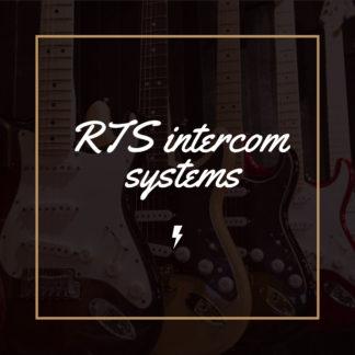 RTS intercom systems